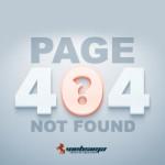 صفحه 404 و روبرویی با ارور 404