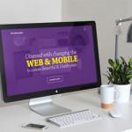 طراحی سایت با دکمه نامرئی