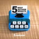 5 نمونه سایت نویسندگان مشهور جهان