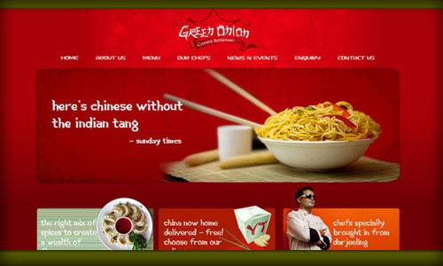 طراحی و رنگ بندی سایت با الهام از توت فرنگی