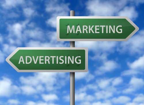 تبیلغات و بازاریابی بعنوان دو مفهوم مجزا ولی در تعامل