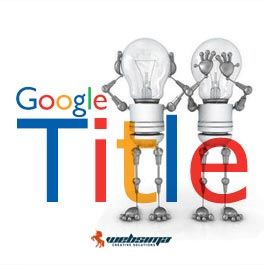 عنوان صفحات توسط گوگل