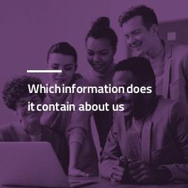 درباره ما شامل چه اطلاعاتی باشد؟
