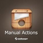 Manual Actions در وبمستر گوگل
