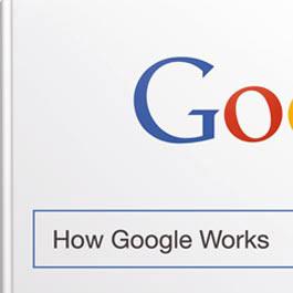 کتاب گوگل چگونه کار میکند