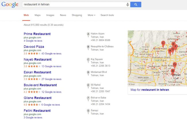 local seo چیست