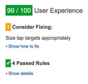 ابزار تعیین سرعت سایت