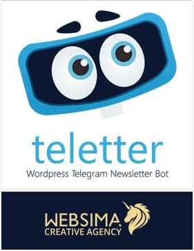 افزونه وردپرس برای تلگرام