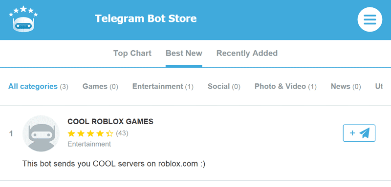 فروشگاه ربات تلگرام