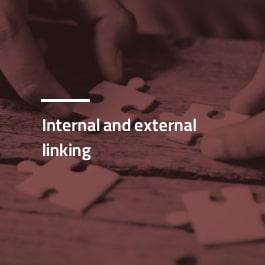 لینک سازی داخلی و خارجی