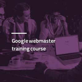 دوره آموزش گوگل وبمستر