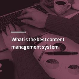 سیستم مدیریت محتوا CMS خوب چیست؟
