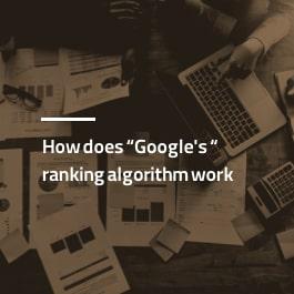 الگوریتم رنک برین گوگل چگونه عمل می کند؟