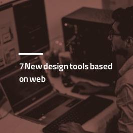 7 ابزار طراحی جدید مبتنی بر وب