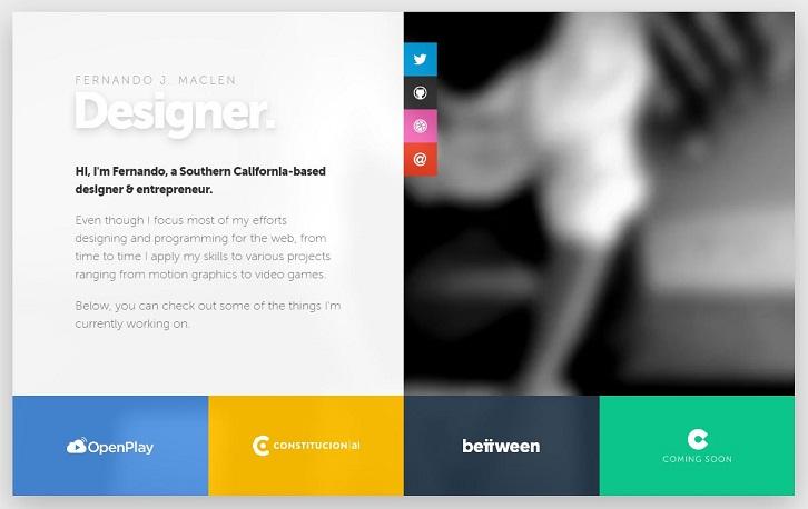 استفاده از ویدیو در طراحی سایت مک لن