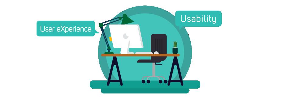 تفاوت تجربه کاربری و کاربرد پذیری در طراحی