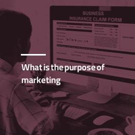 پرسونای مخاطب هدف در بازاریابی چیست؟