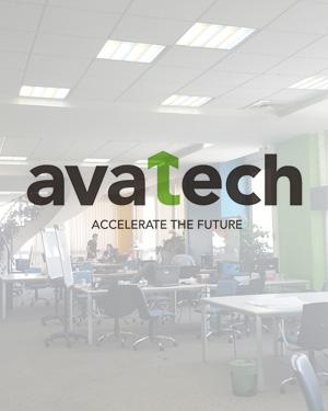 طراحی سایت شرکتی شتاب دهنده آواتک