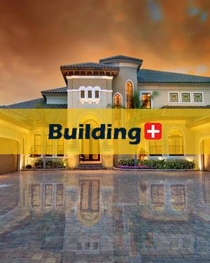 نمونه کار طراحی سایت کلینیک ساختمان بیلدینگ پلاس