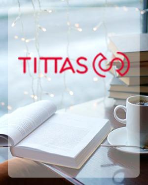طراحی سایت فروشگاه کتاب تیتاس