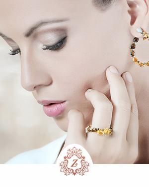 طراحی سایت طلا و جواهرات زیور یاب