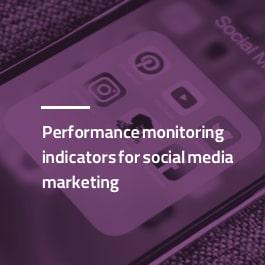 شاخصهای پایش عملکرد برای بازاریابی در شبکه های اجتماعی