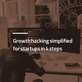 ۴ قدم مهم برای هک رشد استارتاپ ها