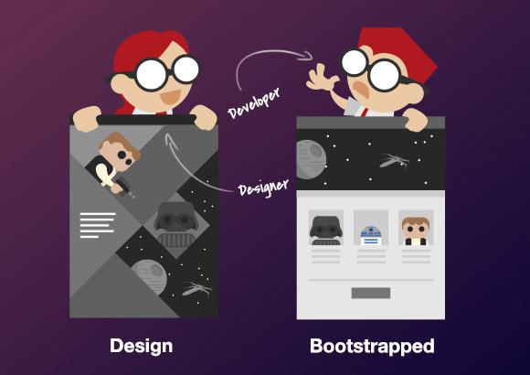 چرا از Bootstrap در طراحی سایت استفاده نکنیم