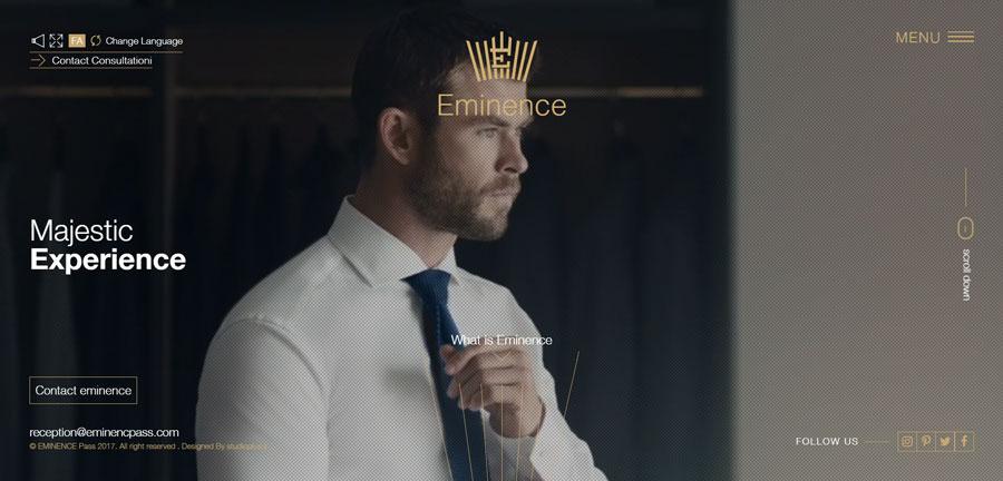 ویدیو در طراحی سایت آژانس هواپیمایی