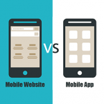 طراحی سایت ریسپانسیو یا اپ موبایل؟