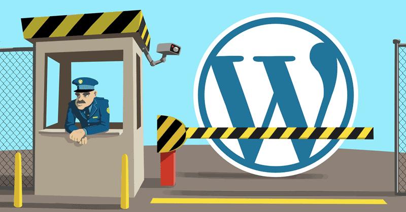 امنیت در طراحی سایت با وردپرس