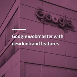 گوگل وبسمتر با ظاهر و امکانات جدید