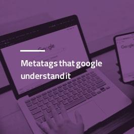 مهمترین Meta Tag های قابل فهم برای گوگل