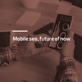 سئو موبایل، آینده یا همین امروز؟