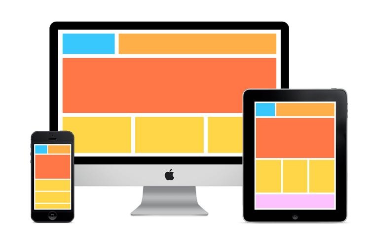 طراحی سایت ریسپانسیو برای سئو موبایل
