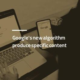 الگوریتم جدید گوگل محتوای اختصاصی تولید میکند