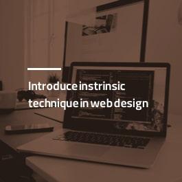 معرفی Intrinsic Web Design