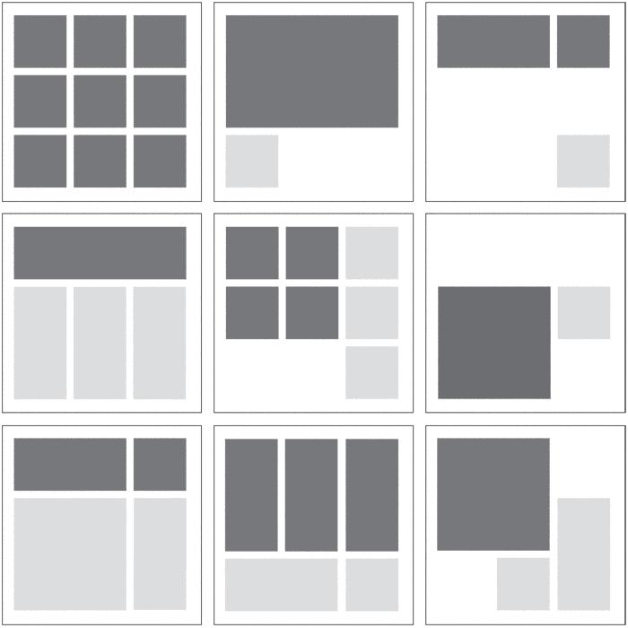 تکنیک طراحی سایت ذاتی با استفاده از css grid