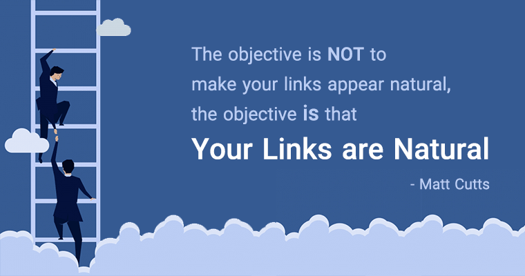 لینک سازی غیرطبیعی ممکن است موجب جریمه سایت شما توسط گوگل شود