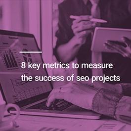 میزان موفقیت در پروژه های سئو چگونه تعیین میشود؟