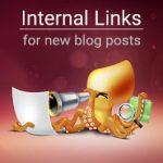 تکنیک لینک سازی داخلی برای مقالات جدید